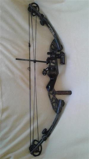 High Country Sky Force compound bow