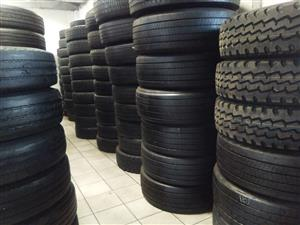 315 VERY GOOD SECOND HAND TRUCK TYRES