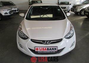 2013 Hyundai Elantra 1.6 GLS