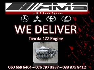 TOYOTA 1ZZ ENGINE FOR SALE