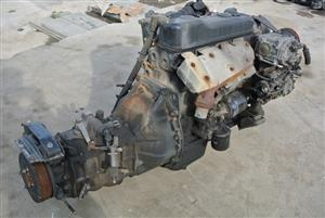 MITSUBISHI 4D32 GEARBOX FOR SALE