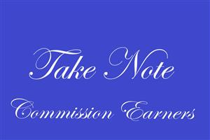 Tax directive - Commission earners