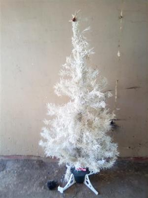 White christmas tree for sale