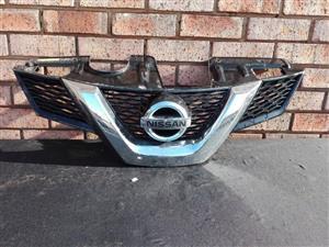 Nissan Xtrail Main Grill