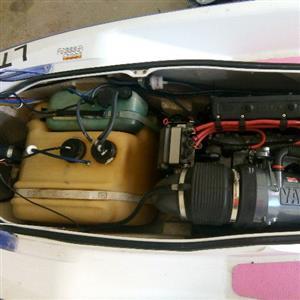 Yamaha 1100 jetski