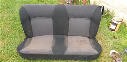 Vw Golf Velocity rear seats