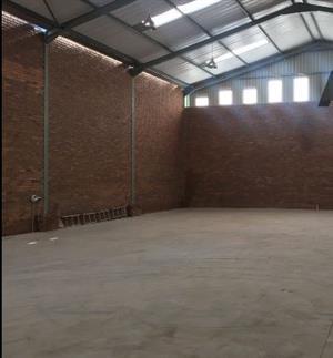 515m warehouse for rent in Pretoria West