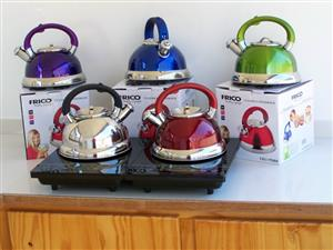 Induction Products: Induction Cookers,  Induction Kettles