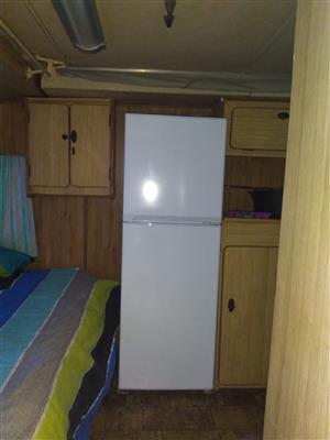 used caravan