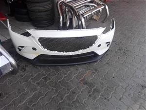 Mazda cx 3 front bumper