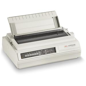 OKI Microline 3410 Mono Dot Matrix Printer