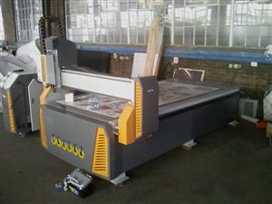 New CCD cnc router from Ruijie get yours today!!!