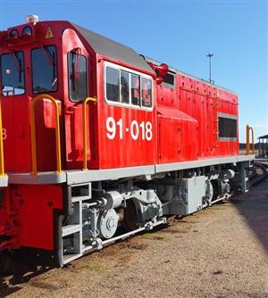 GE Class 91 LOCOMOTIVES