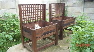 Herb/ Plant boxes