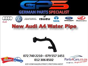 New Audi A4 Water Pipe for Sale
