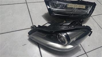 Mercedes 204 left side Headlight