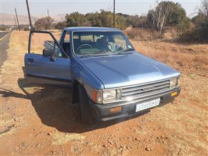 1994 Toyota Hilux 2.0 SRX