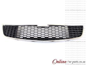 Chevrolet Cruze 2.0D Grille + CP/FRM Low Big 2008-2012