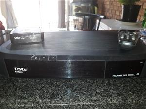 Dstv Pvr decoder with wifi