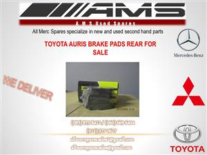 TOYOTA AURIS BRAKE PADS FOR SALE