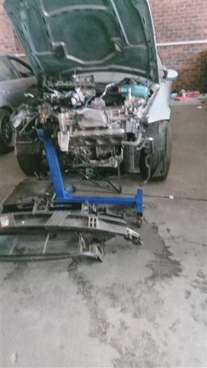BMW e39  525i ,e46 head