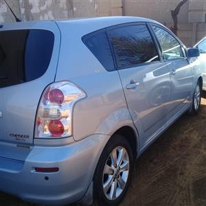 2006 Toyota Corolla Verso 160 SX