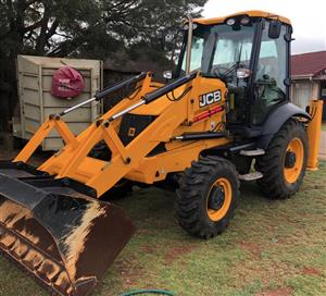 JCB TLB As New for sale