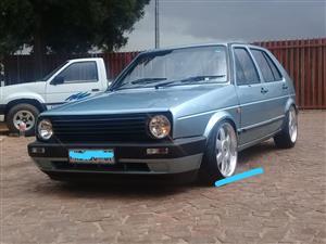 1985 VW Golf R auto