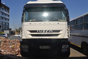 IVECO STRALIS 430 NOW STRIPPING FOR SPARES - MOTOR CITY AUTO SPARES