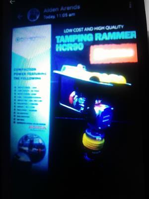 Tramping Rammer