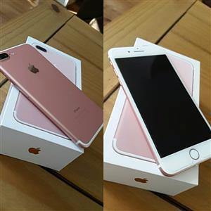 I-Phone 6S Rosegold