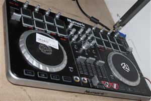 Numark mixtrack pro 11 and cables S032159A #Rosettenvillepawnshop