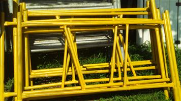 Various scaffolding for sale