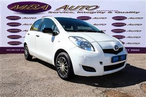 2011 Toyota Yaris 5 door 1.3 XS