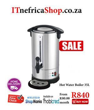 Totally Hot Water Boiler 35L