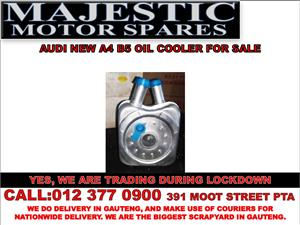 Audi B5 new oil cooler for sale