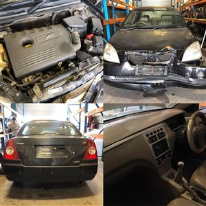 Chery J5 2lt stripping for spares