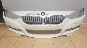 BMW F30 M-SPORT FRONT BUMPER FOR SALE