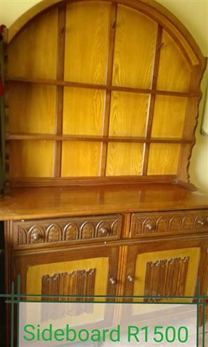 Wooden dining sideboard for sale