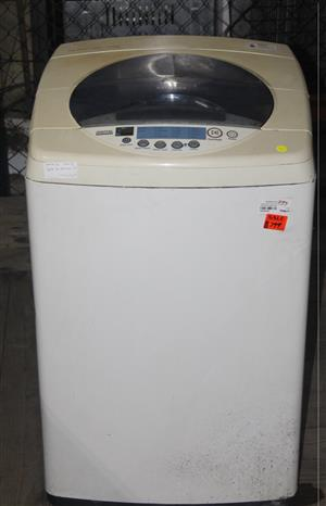 Samsung 7kg top loader washing machine (sale) S036753A #Rosettenvillepawnshop