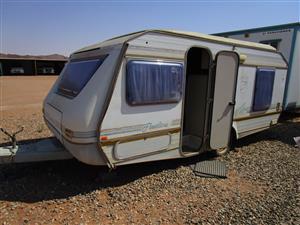 Jurgens Fleetline Caravan - ON AUCTION
