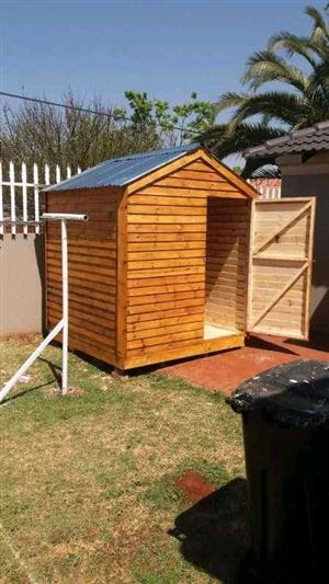 Garden sheds and too