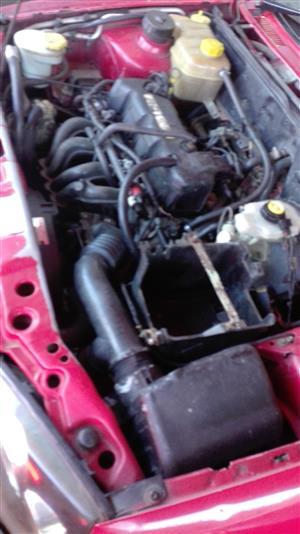 2006 Ford Bantam 1.3i