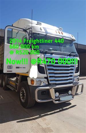 2014 Freightliner 440