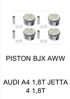 PISTON FOR AUDI A4 1.8T / VW JETTA 4 1.8T