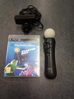 Playstation Move Starter Pack PS3  In Prestine working condition