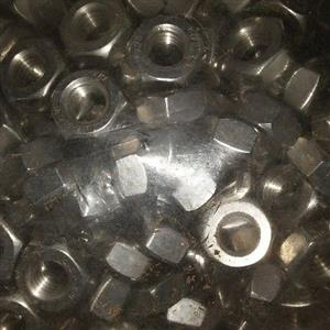 M10 stainless steel nuts and wishers