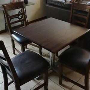 4 Seater set