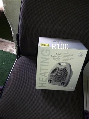Fan heater for sale