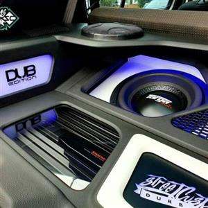 SCD Premium Car Audio Fabrication